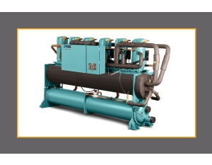 YCWL Water-Cooled Scroll Chiller Available Models Ranging from 50-200 TR (175-630 kW)